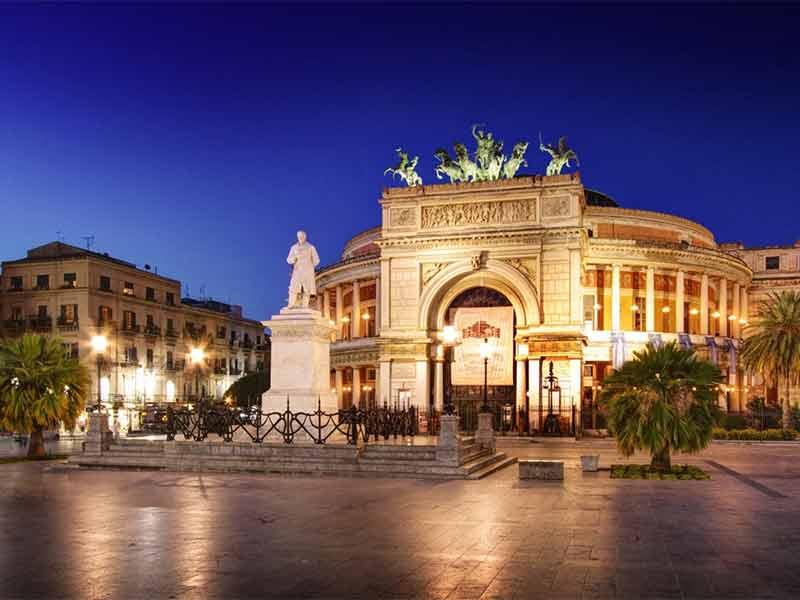 Palermo: un mix di culture e sapori