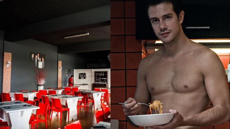 Dalla spiaggia alla città: a Londra il primo ristorante nudista