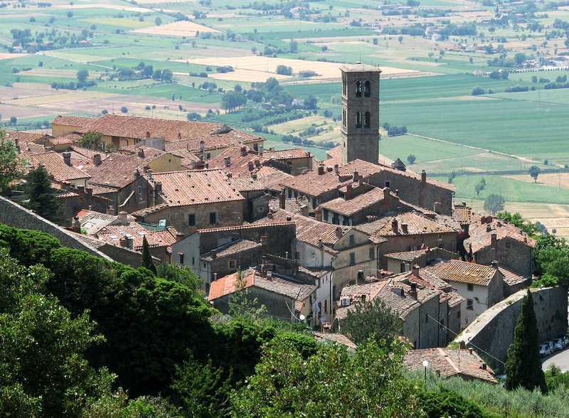 Cortona, un piccolo borgo toscano tutto da scoprire