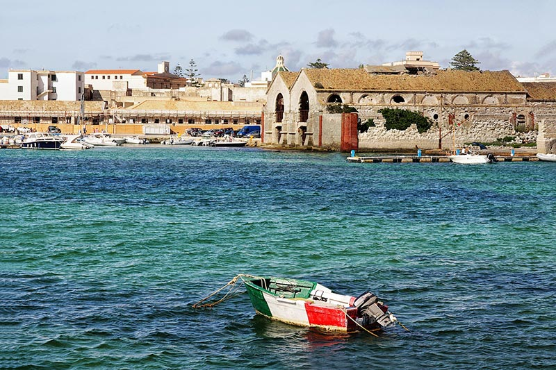 L'isola che c'è: bed and breakfast a Favignana