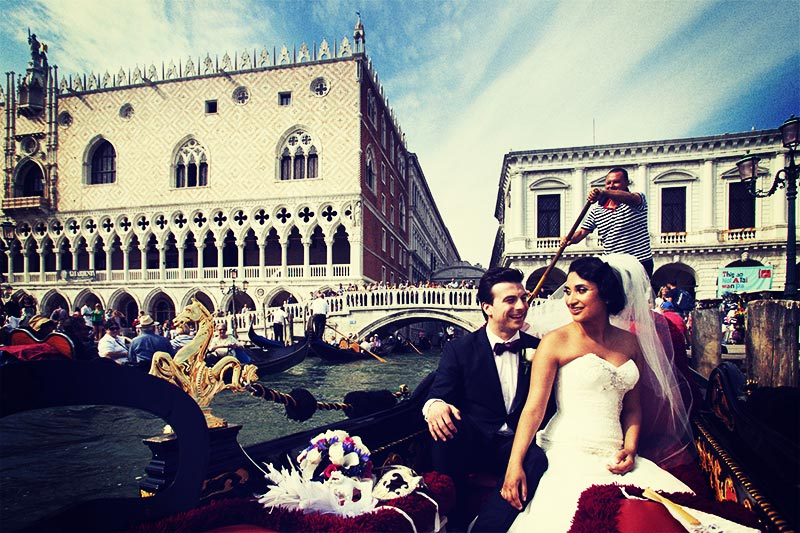 Destination wedding: quando i matrimoni si fanno in viaggio